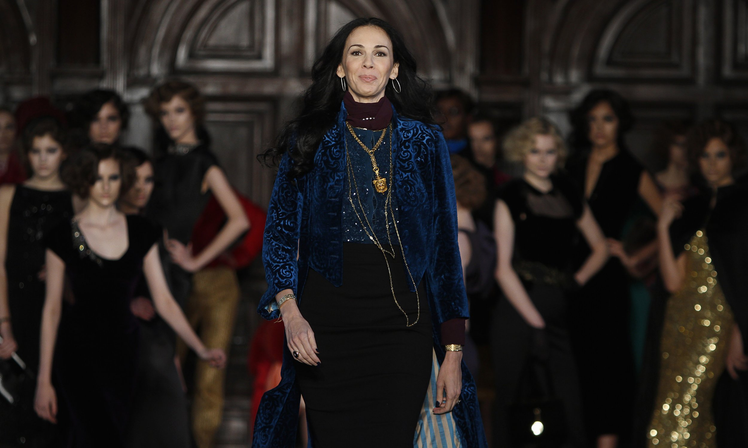 Fashion Designer L Wren Scott Found Dead In Nyc