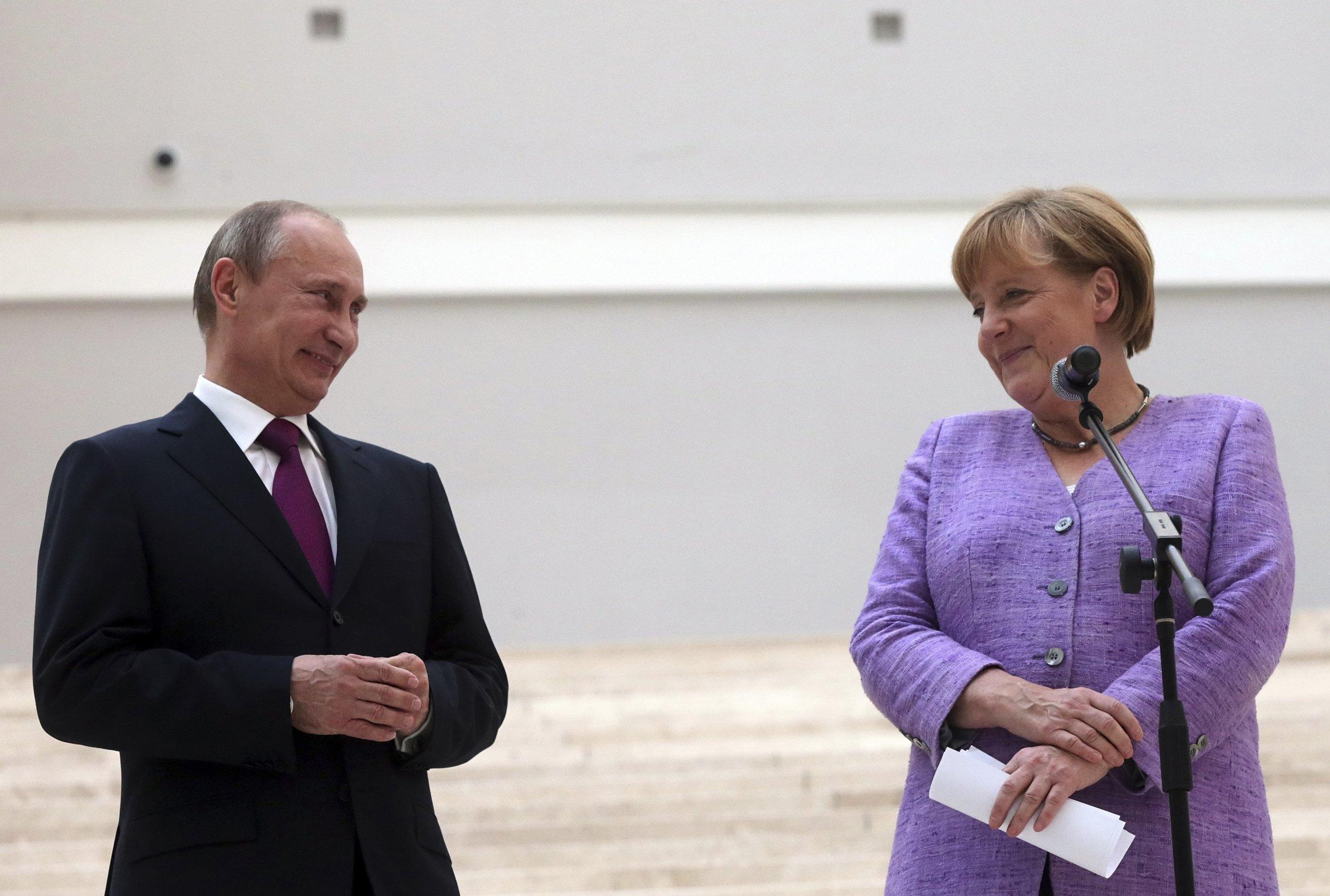 Germany's Russian Rethink: How Merkel Lost Faith in Putin | 3500 x 2357 jpeg 2855kB