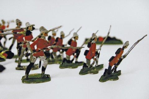 romano war games