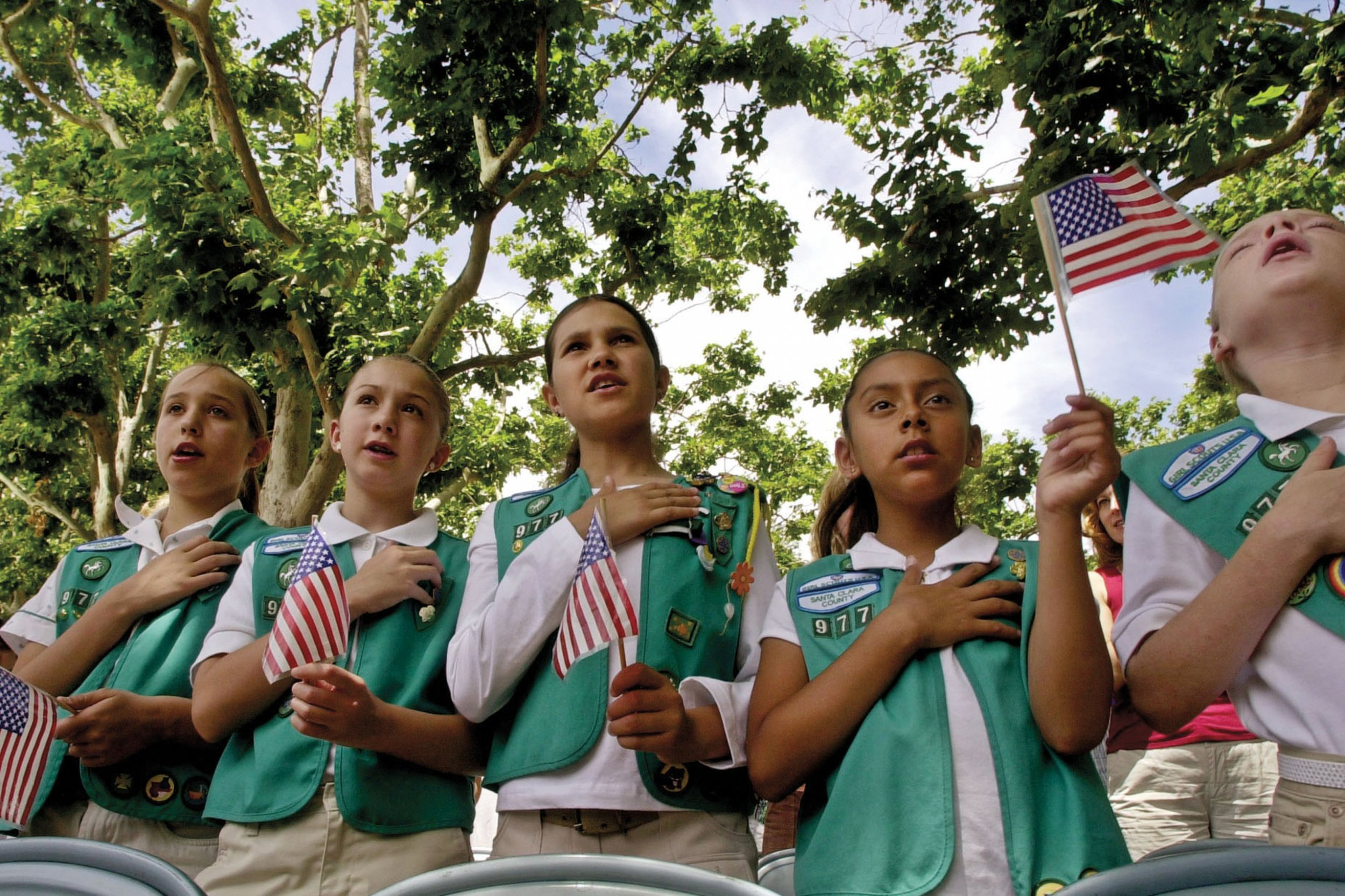 An analysis of the girl scouts in the us organization