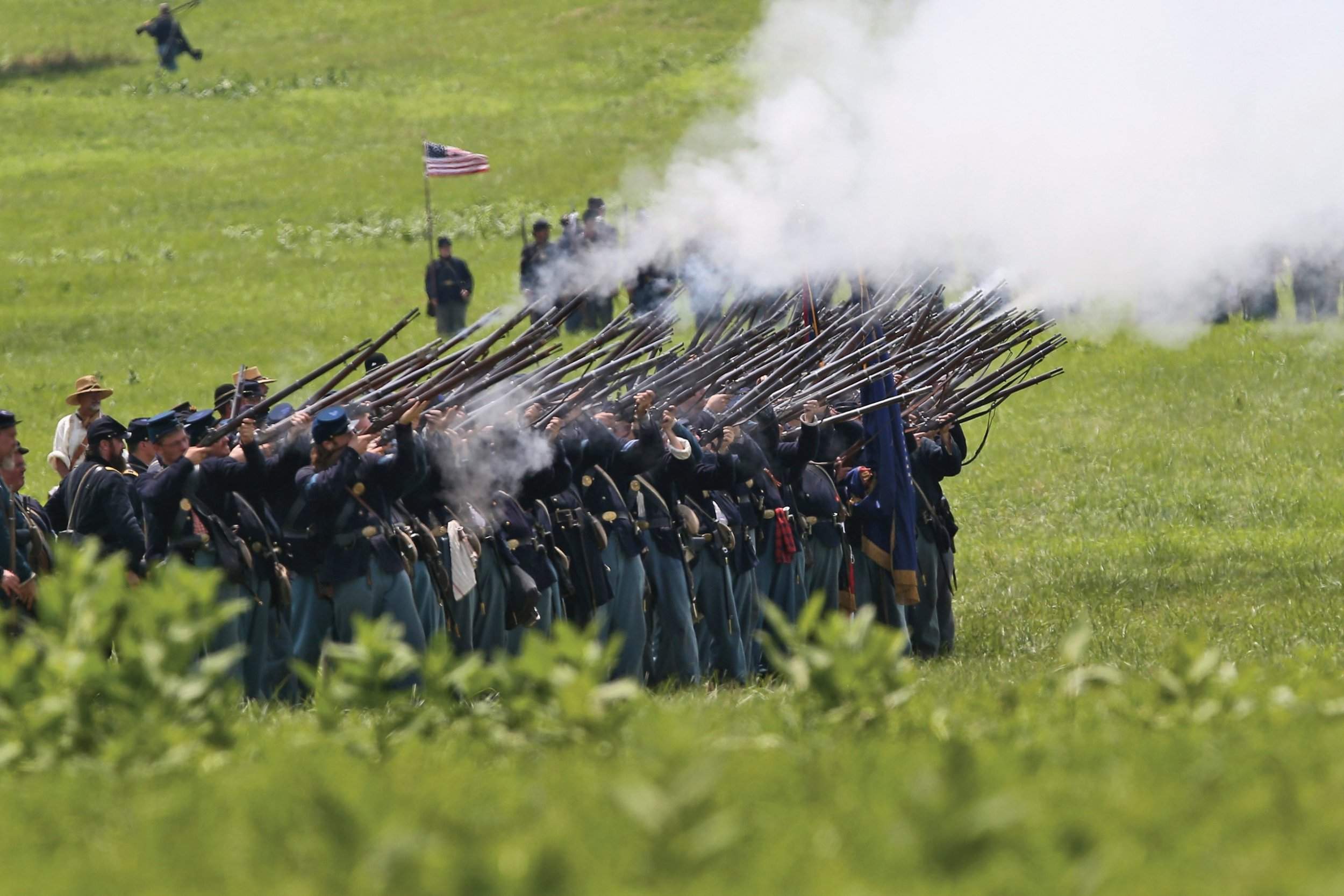Gettysburg Redux