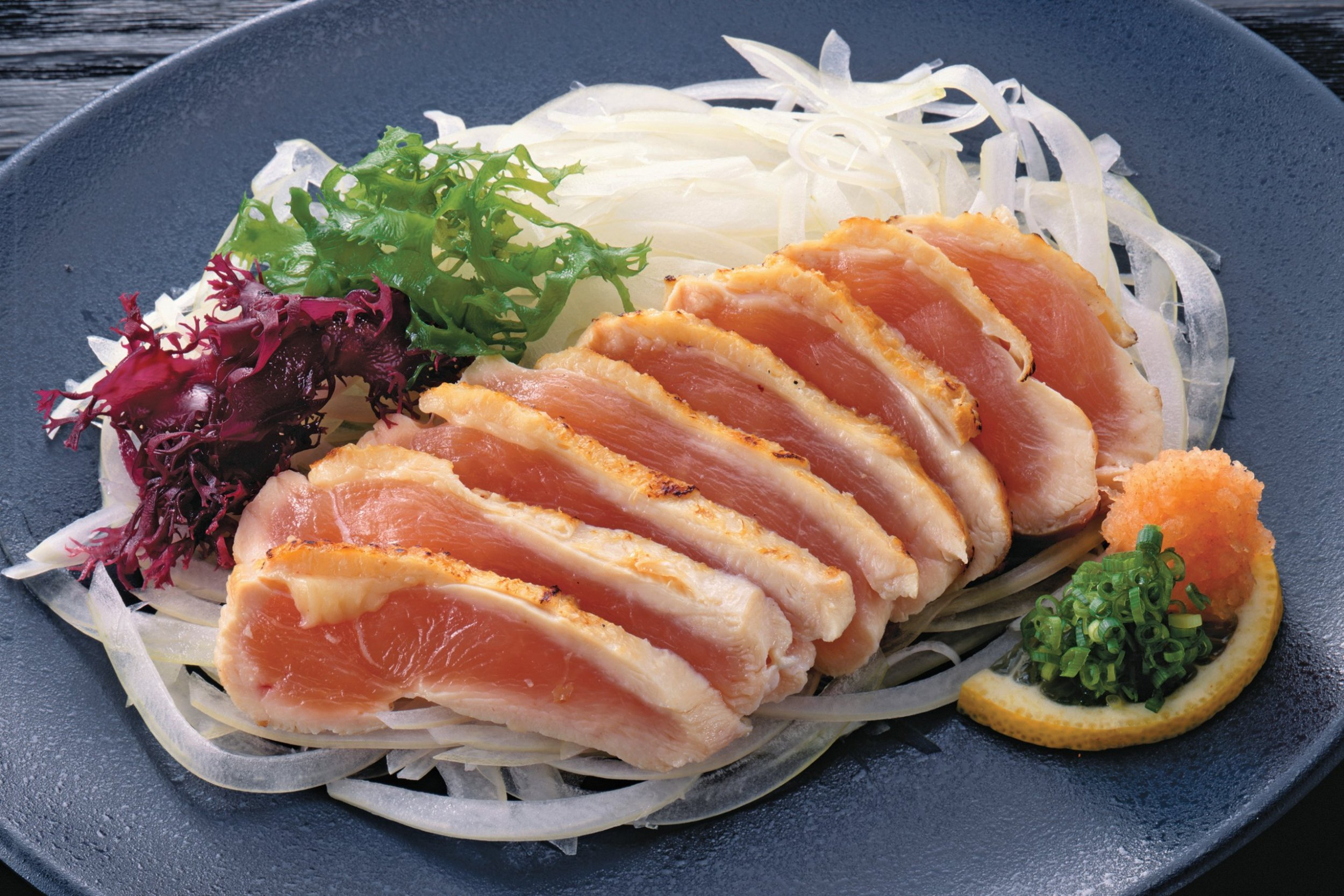 Image result for chicken sashimi