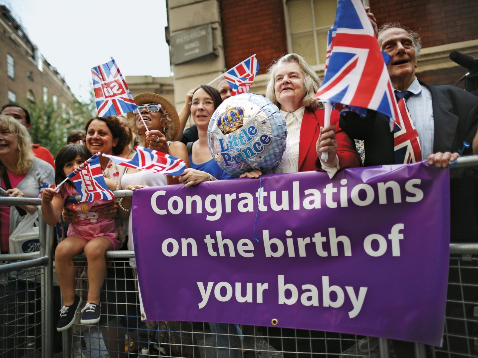 The Future of Will and Kate's Baby: Eight Predict Offer