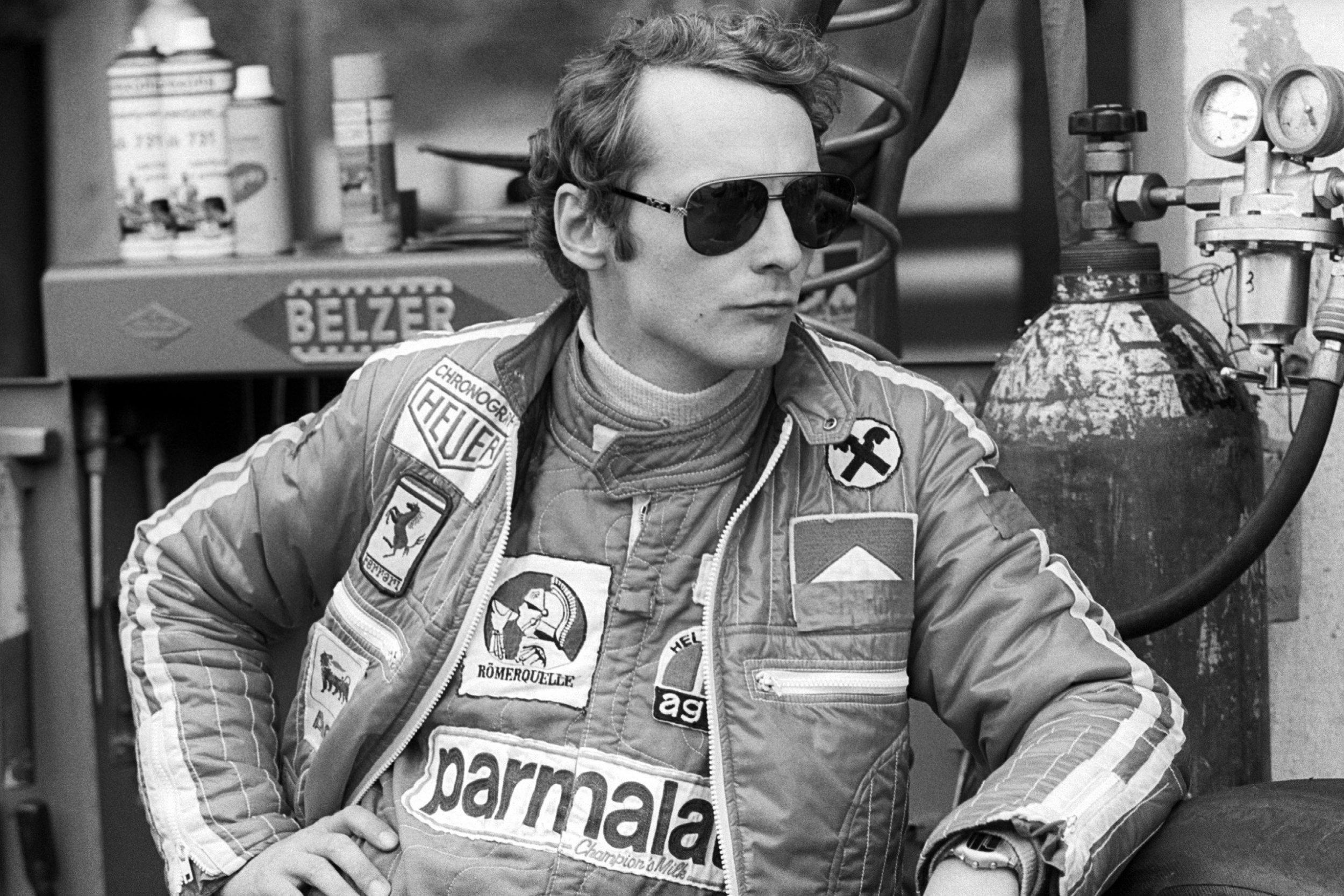 grande liquidazione nuova stagione miglior posto per Niki Lauda on His Career Rivalry and Near-Death Season in 'Rush'