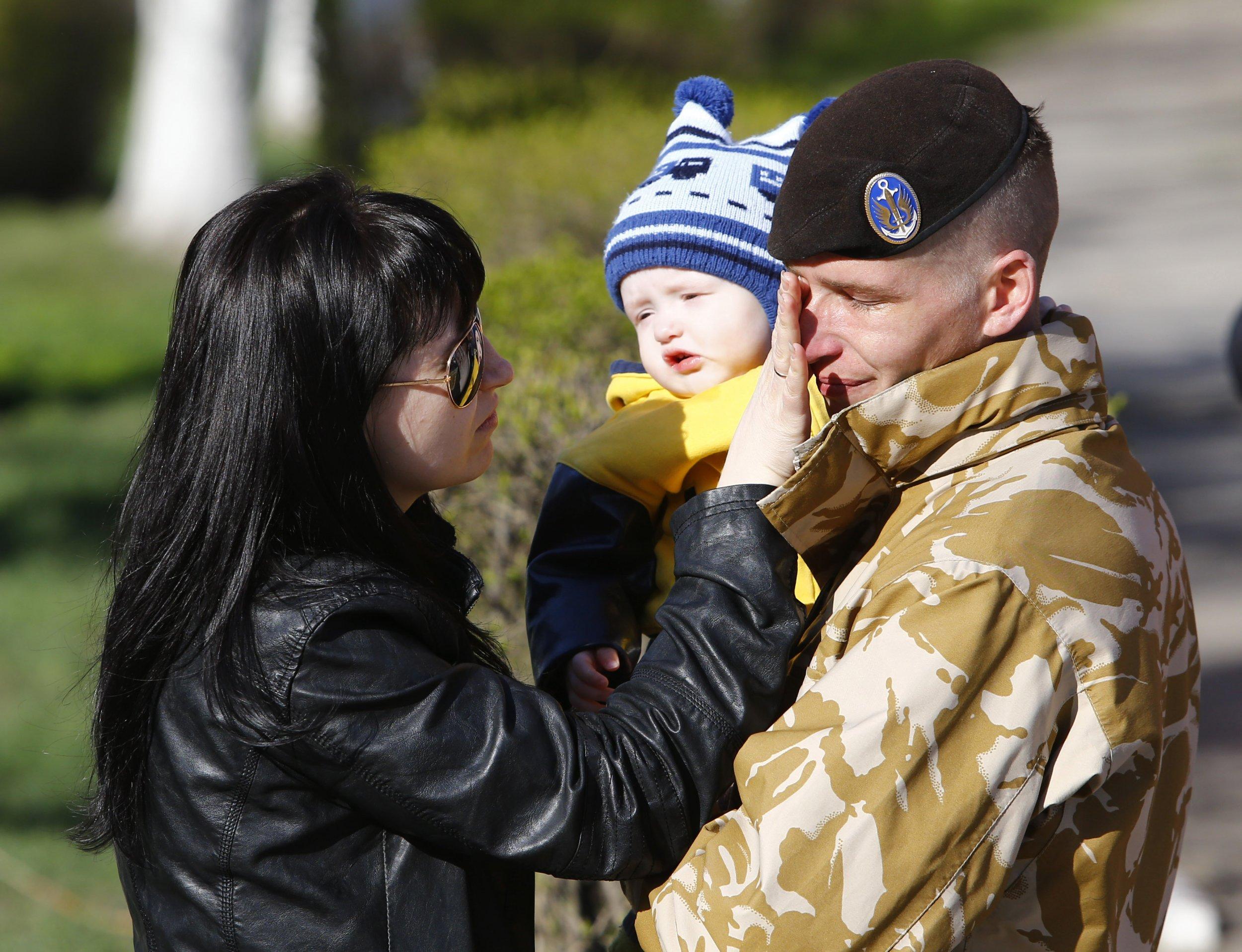 Ukraine evacuation