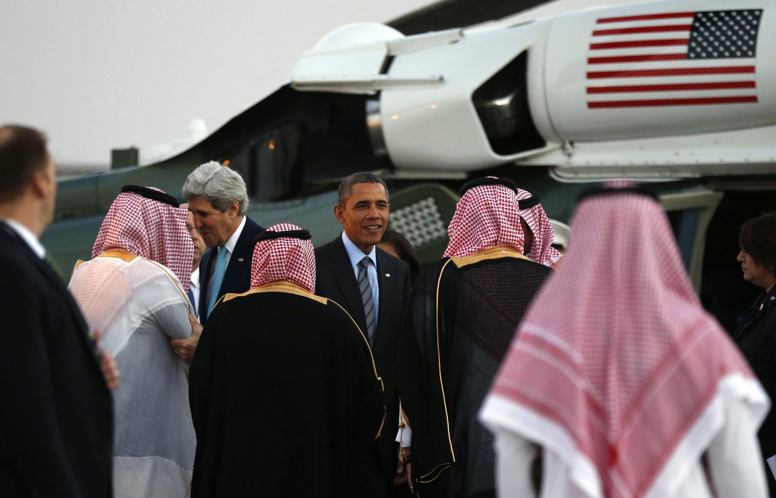 Saudi obama