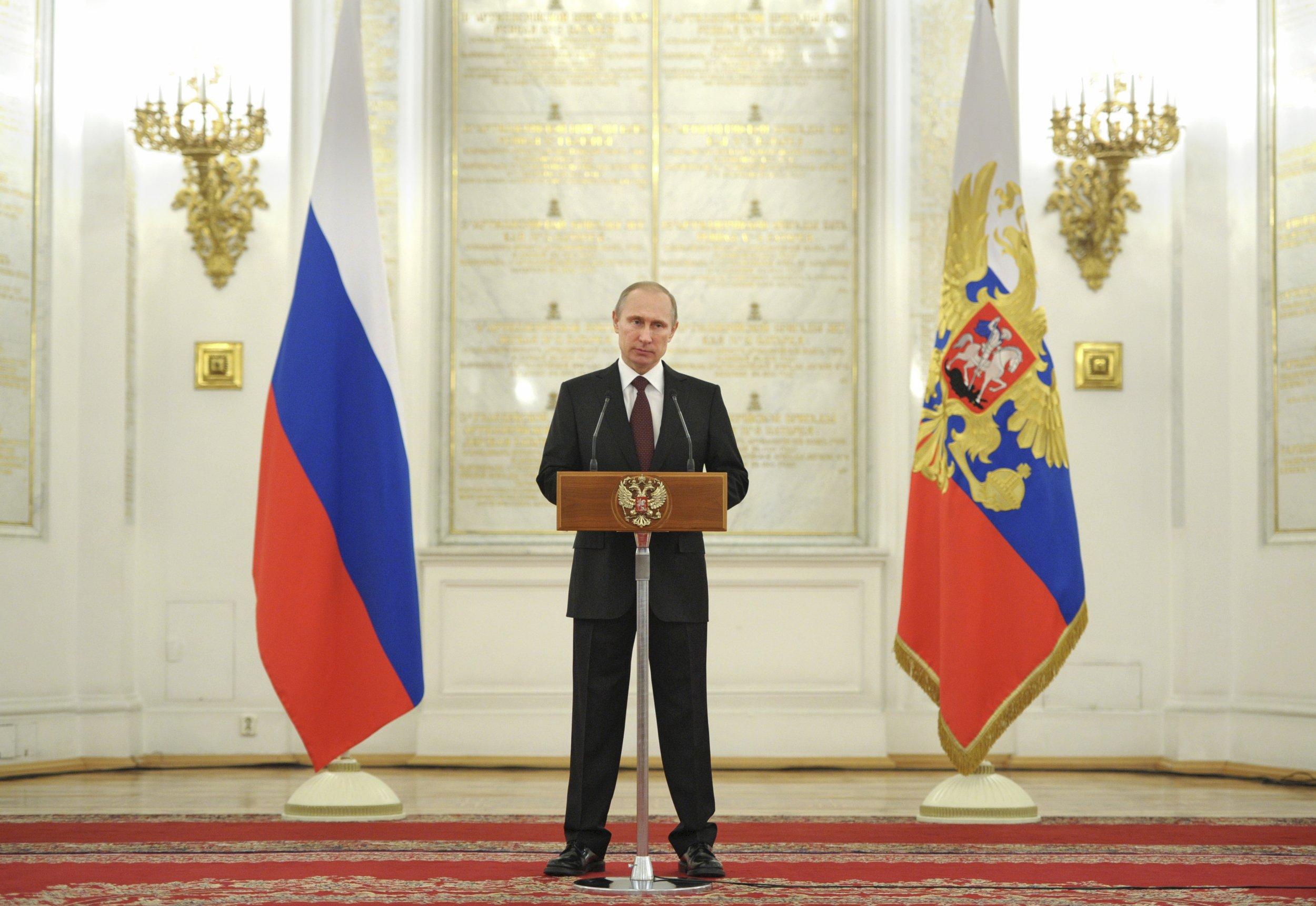 Putin ukraine obama