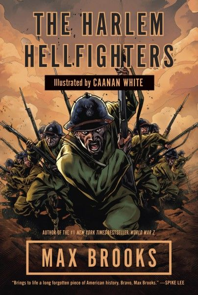 The Harlem Hellfighters jacket