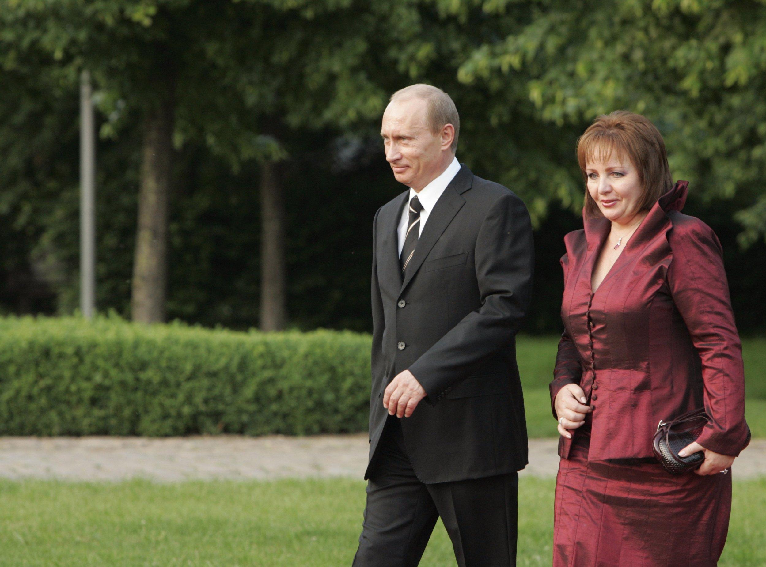 Vladimir Putin Officially Divorces His Wife Lyudmila ...
