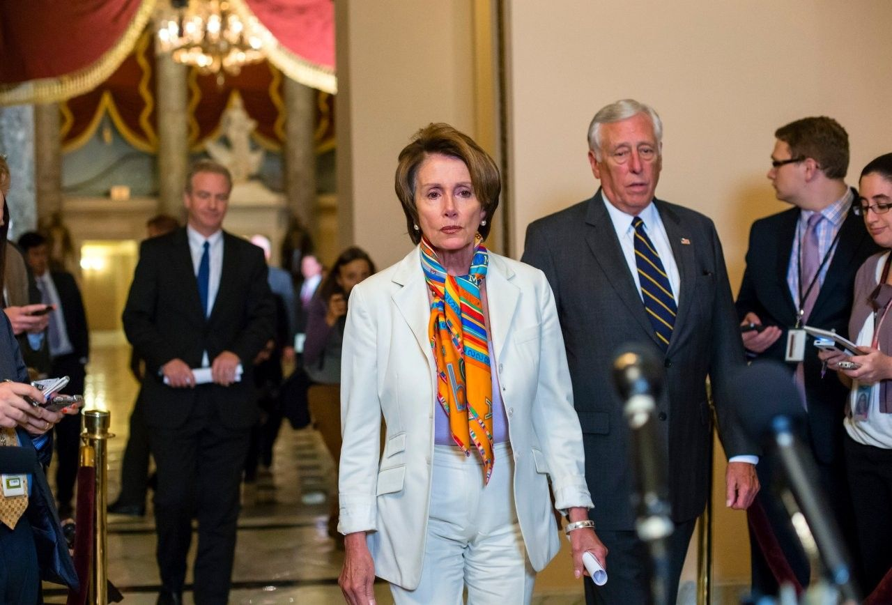 Nancy Pelosi's Warning for White House Staffers: 'Know ...