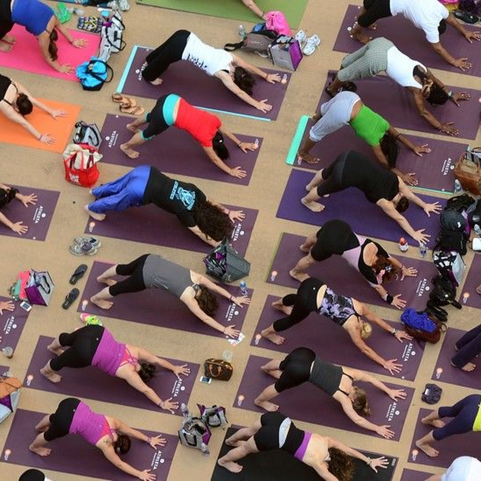 f51e48e08 Plus-Sized Women Want Yoga Chic