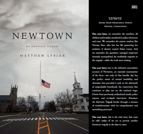 Newtown: An American Tragedy, by Matthew Lysiak
