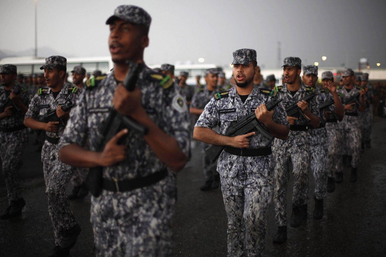 Saudi missile deal