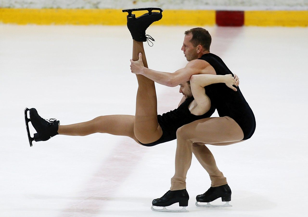 olympic figure skating couples 2014