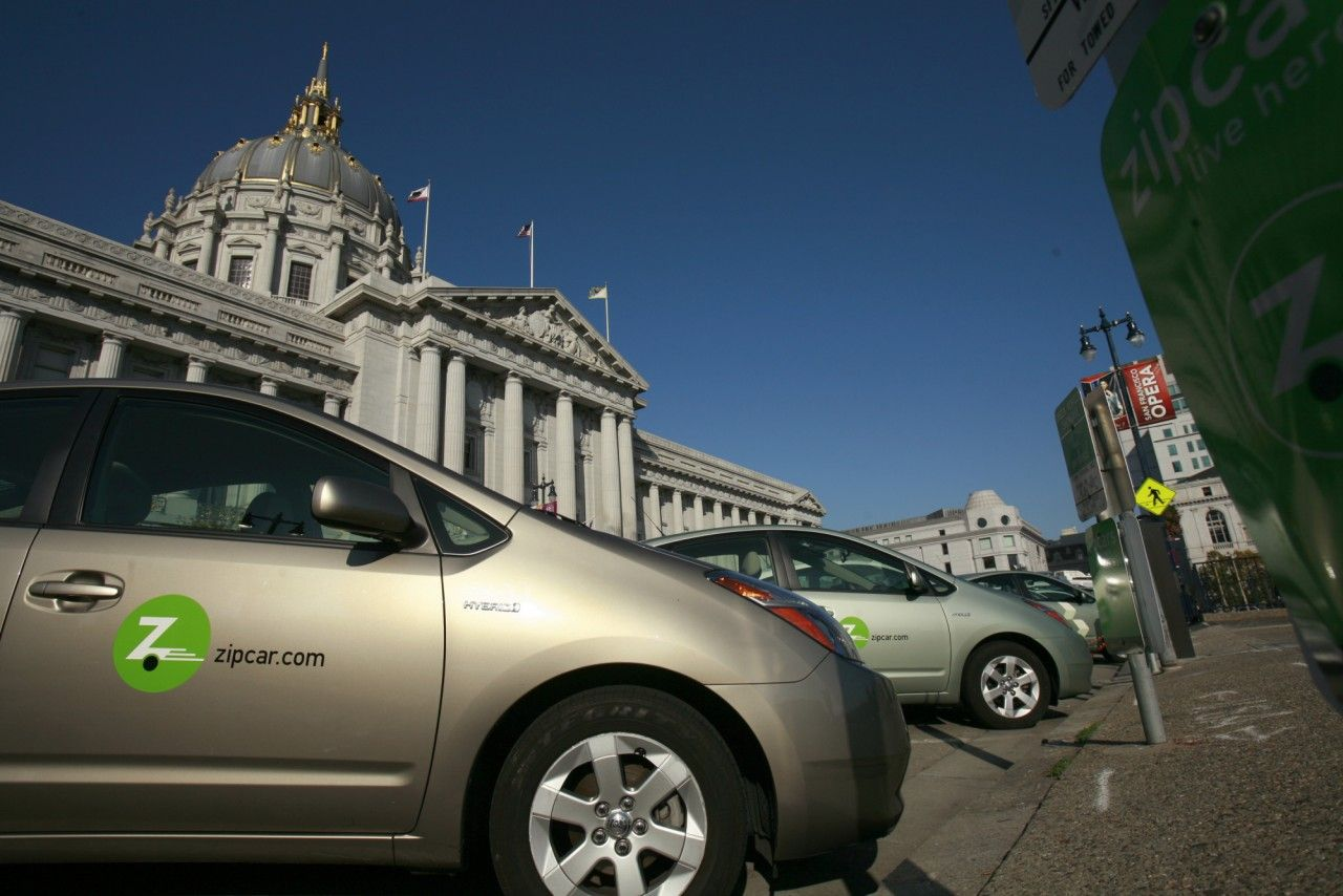 Zipcars and the future