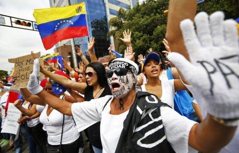 Lopez protest