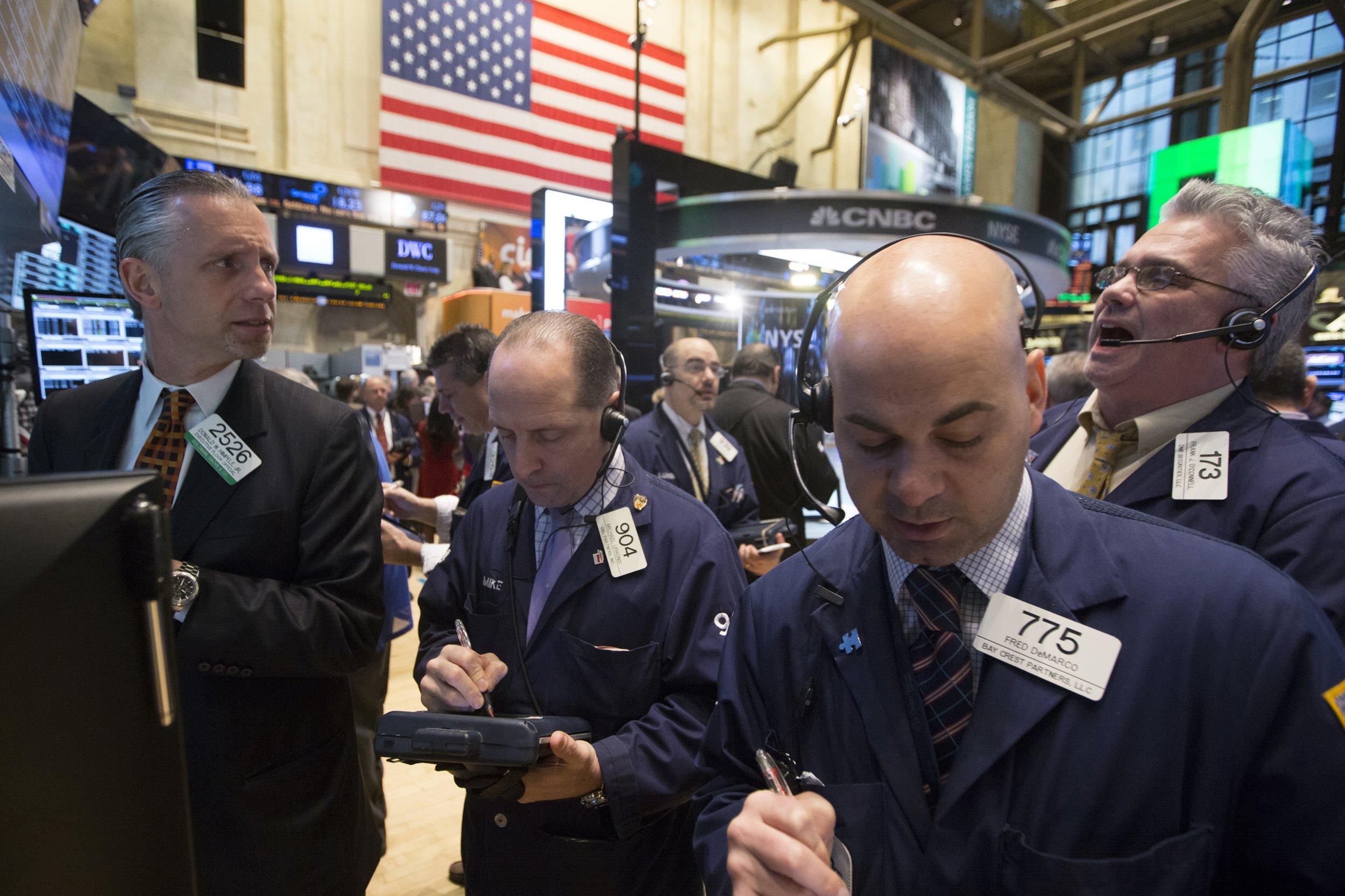 Stocks traders