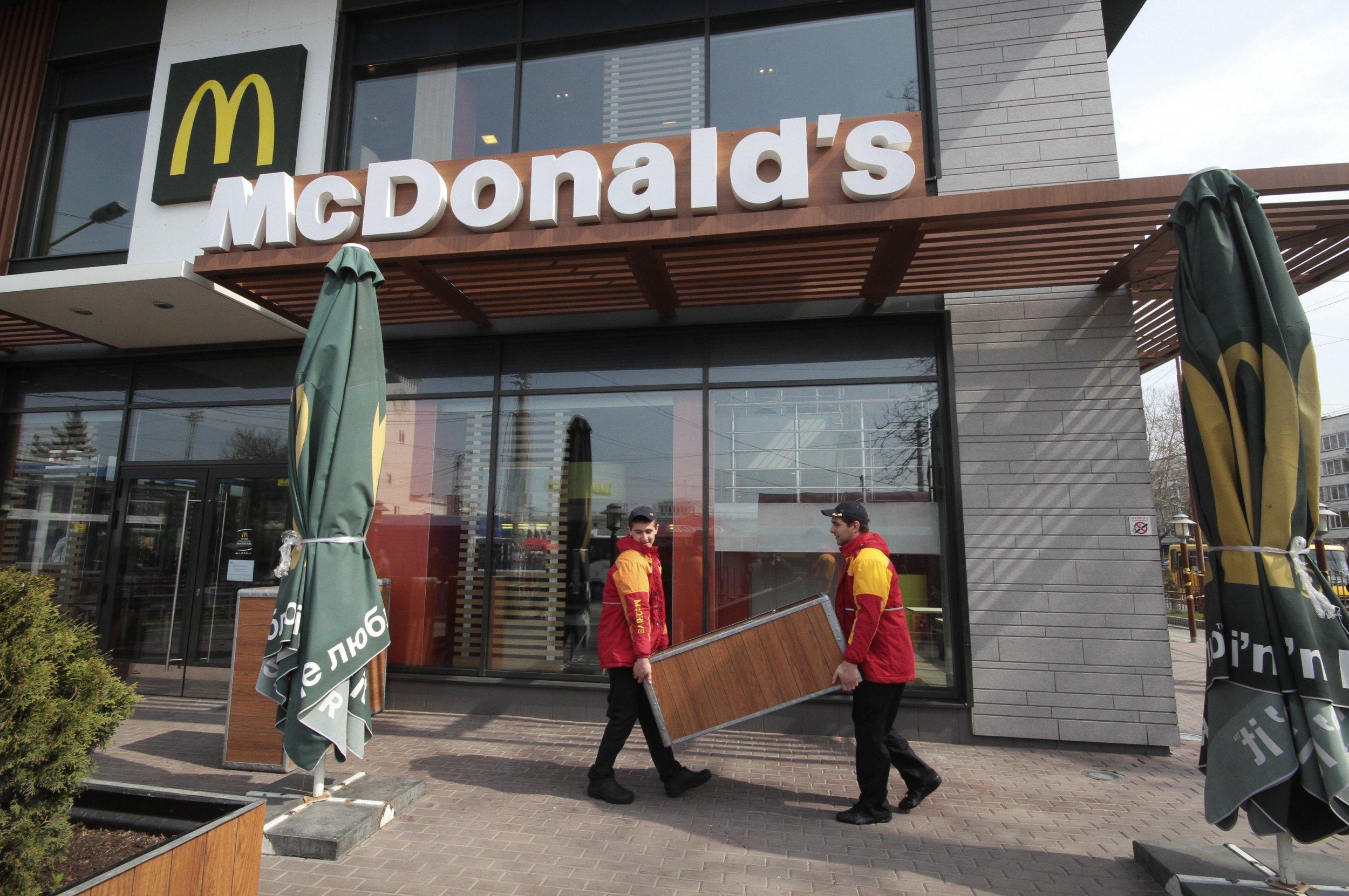 crimea mcdonalds