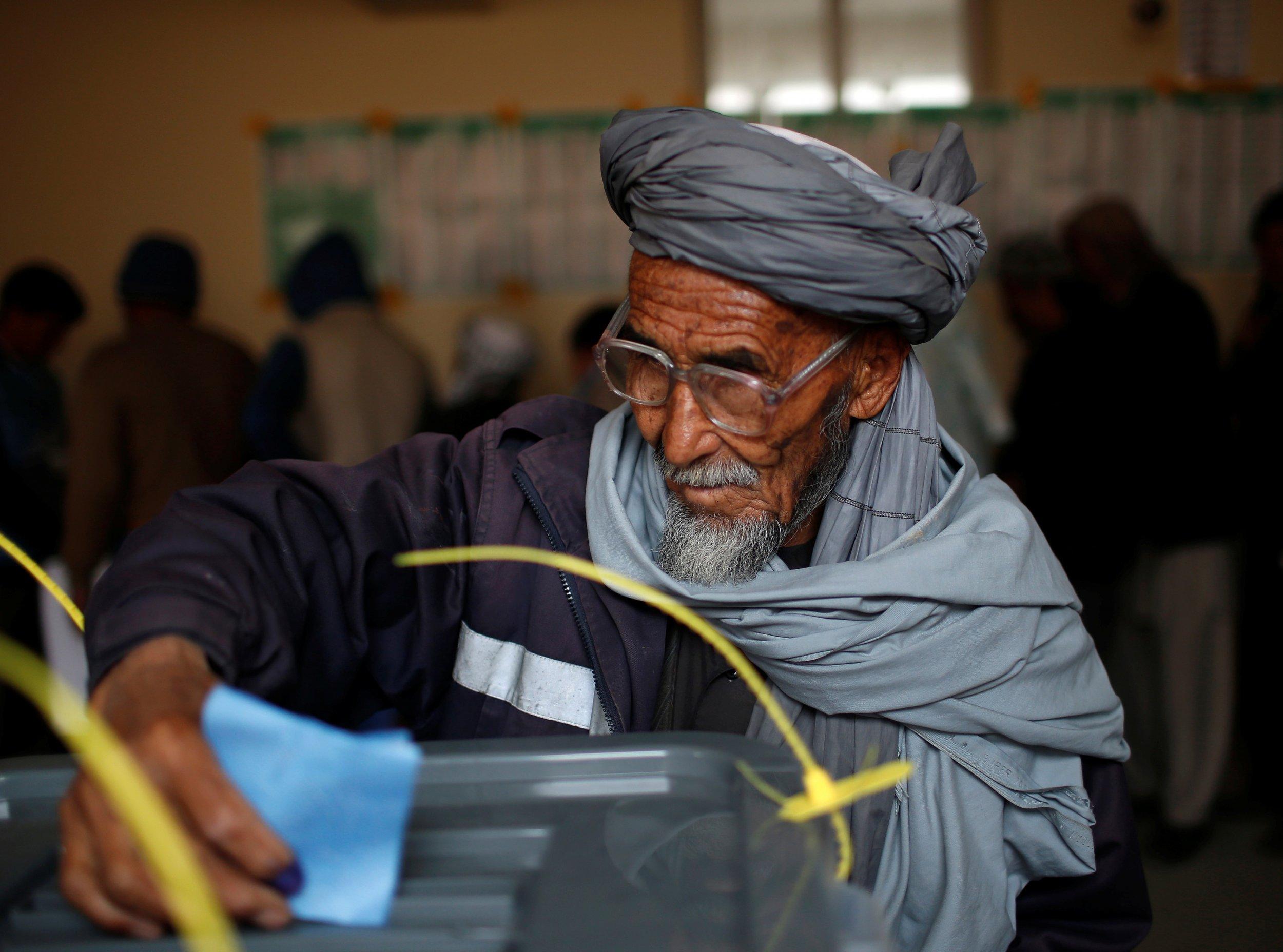afghan voting 3