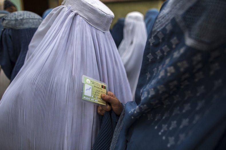 Afghan voting 4