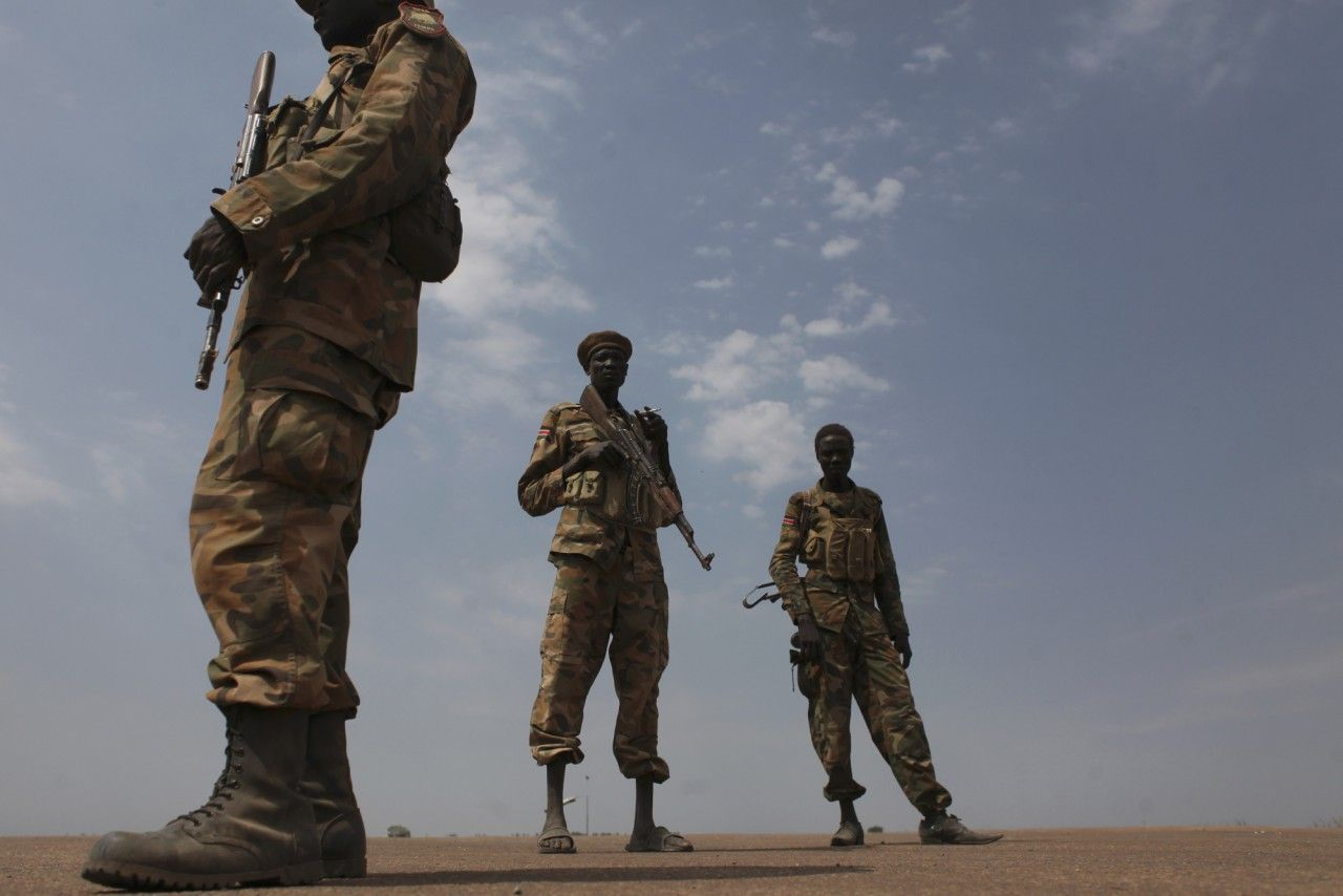 Cease-Fire in South Sudan