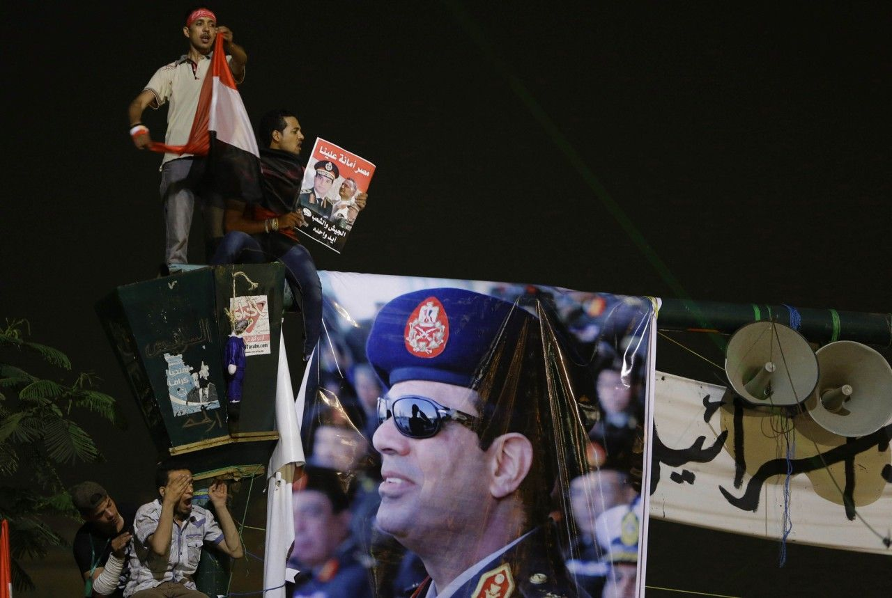 Al-Sisi Gets Promotion Before Presidential Run
