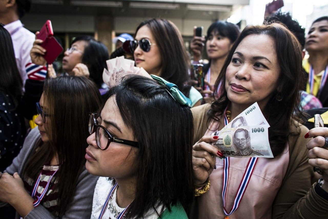 Protests Against Thailand Elections Intensify