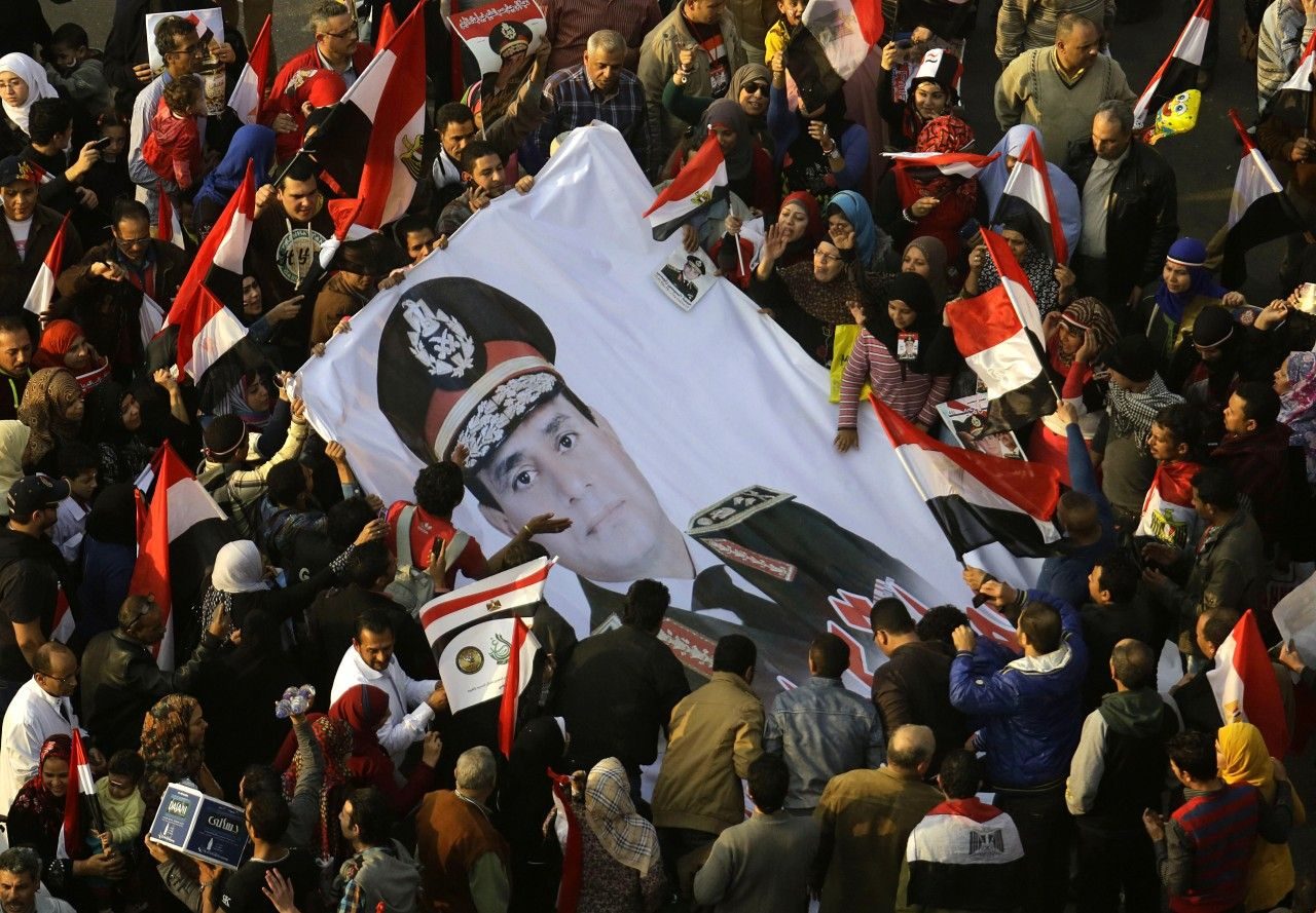 Oppressing the Press in Egypt