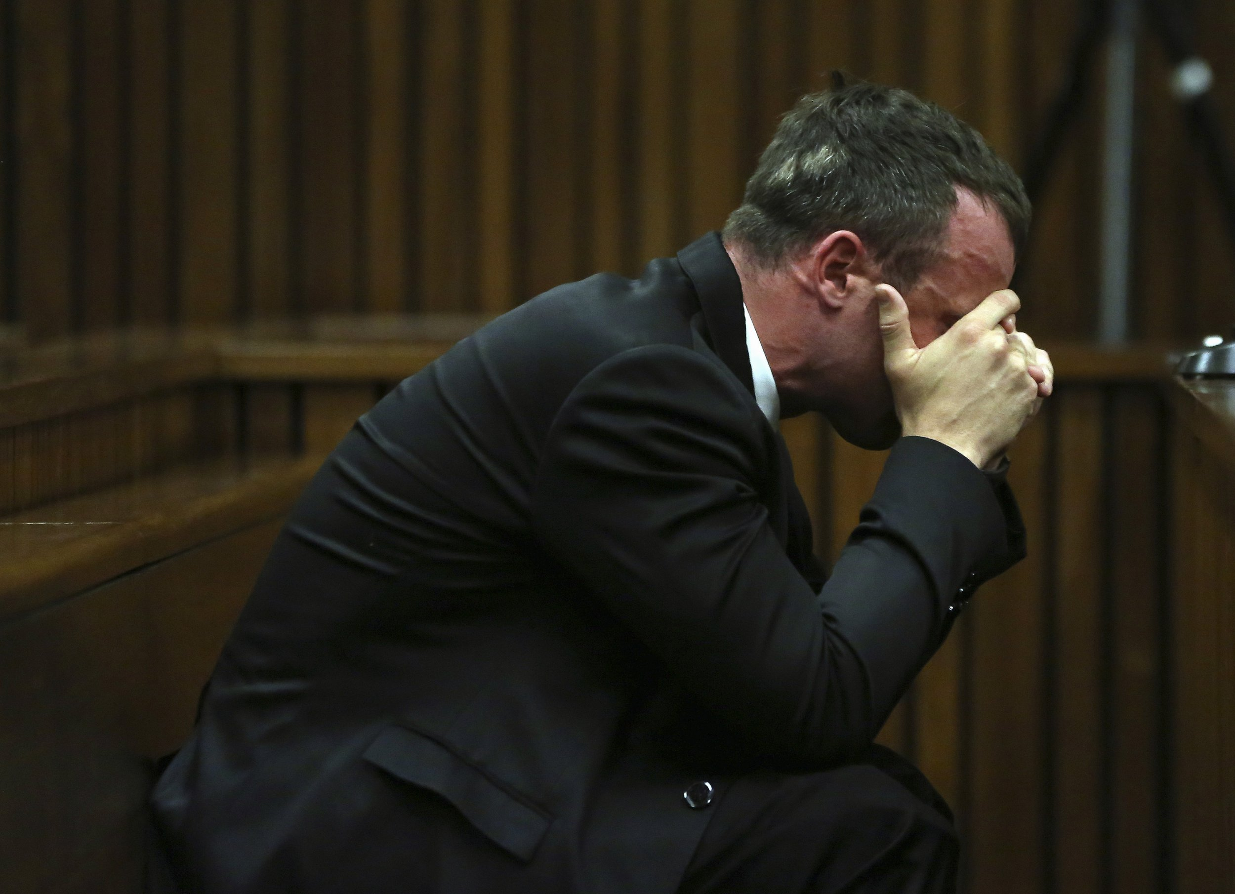 Oscar Pistorius Testimony