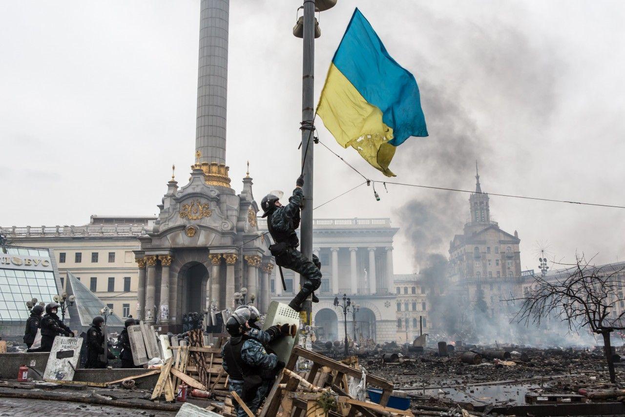 Ukraine Protests Turns Violent