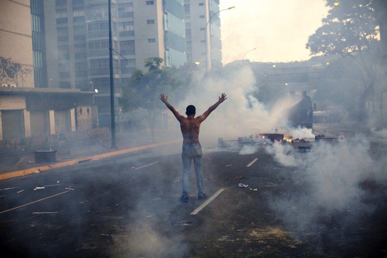 Revolution Vs. Revolution