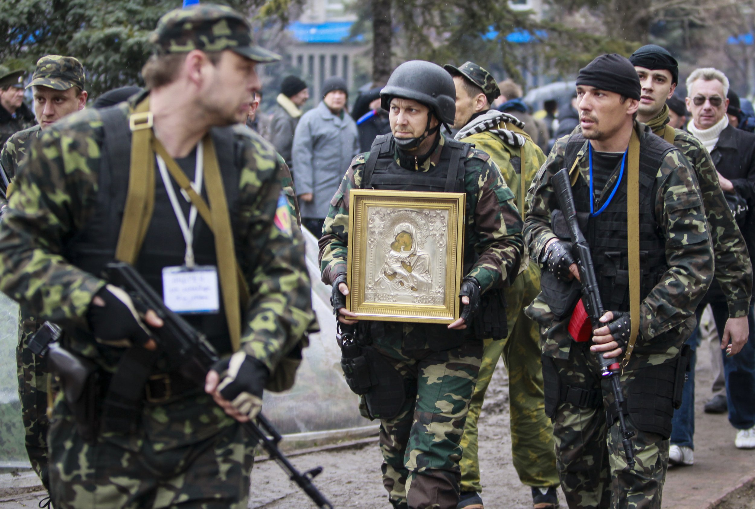 how to join ukraine rebels