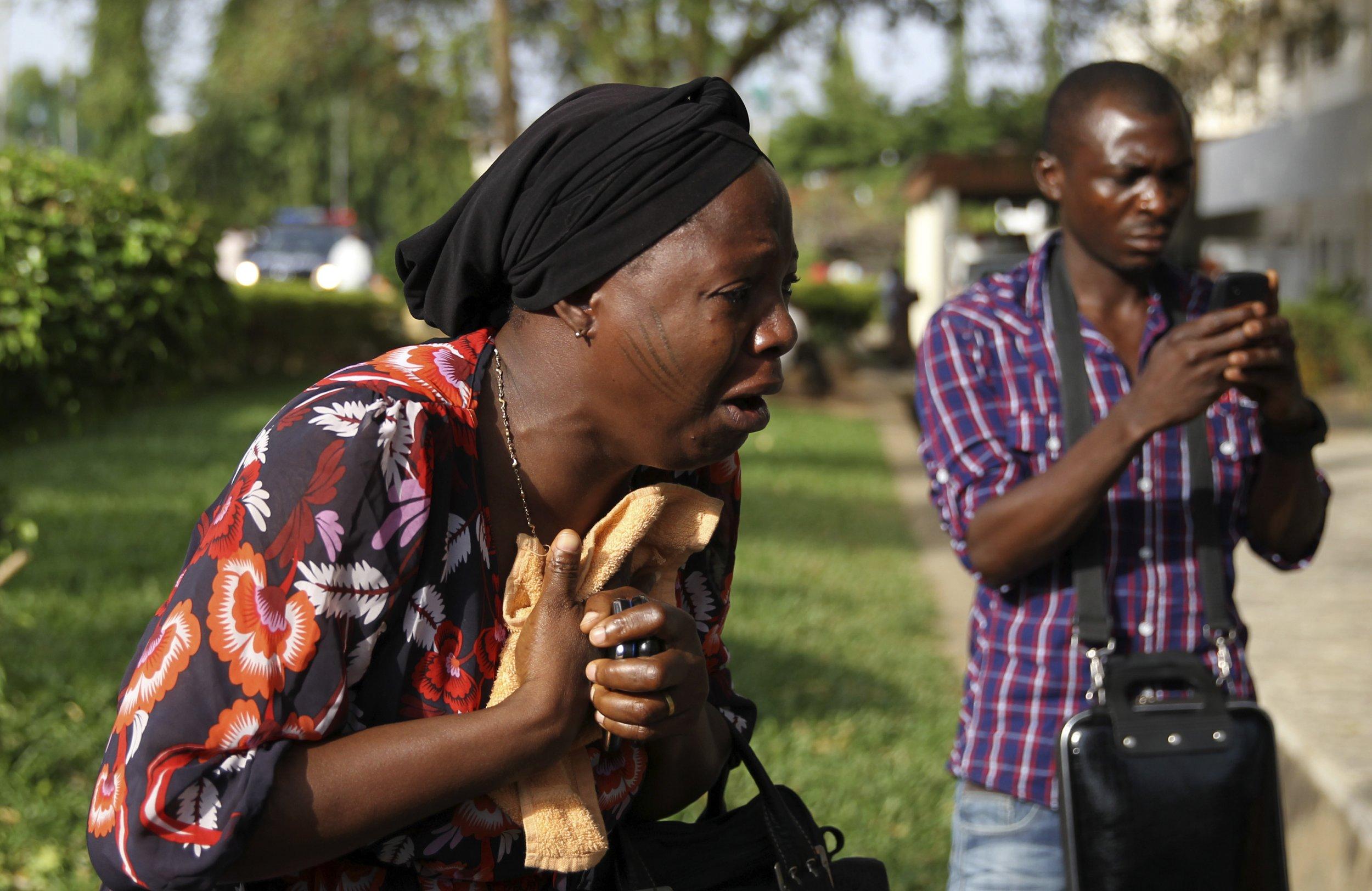 Nigeria Bus Station Bombing