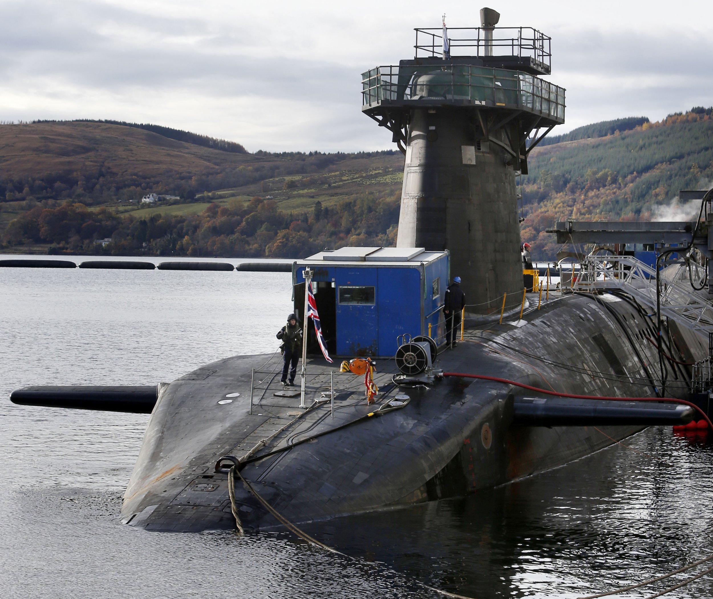 HMS Victorius