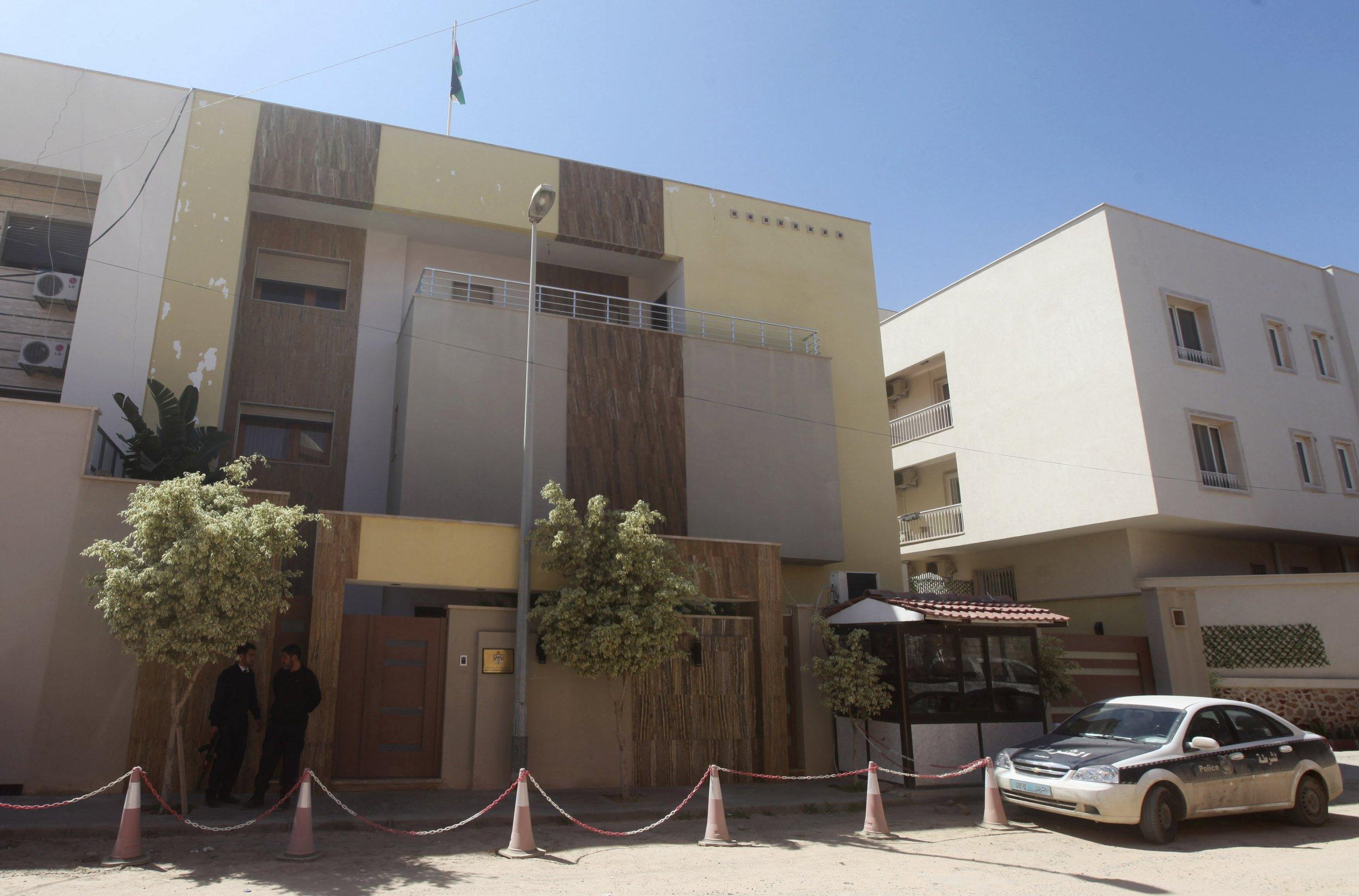 Jordan Embassy Tripoli