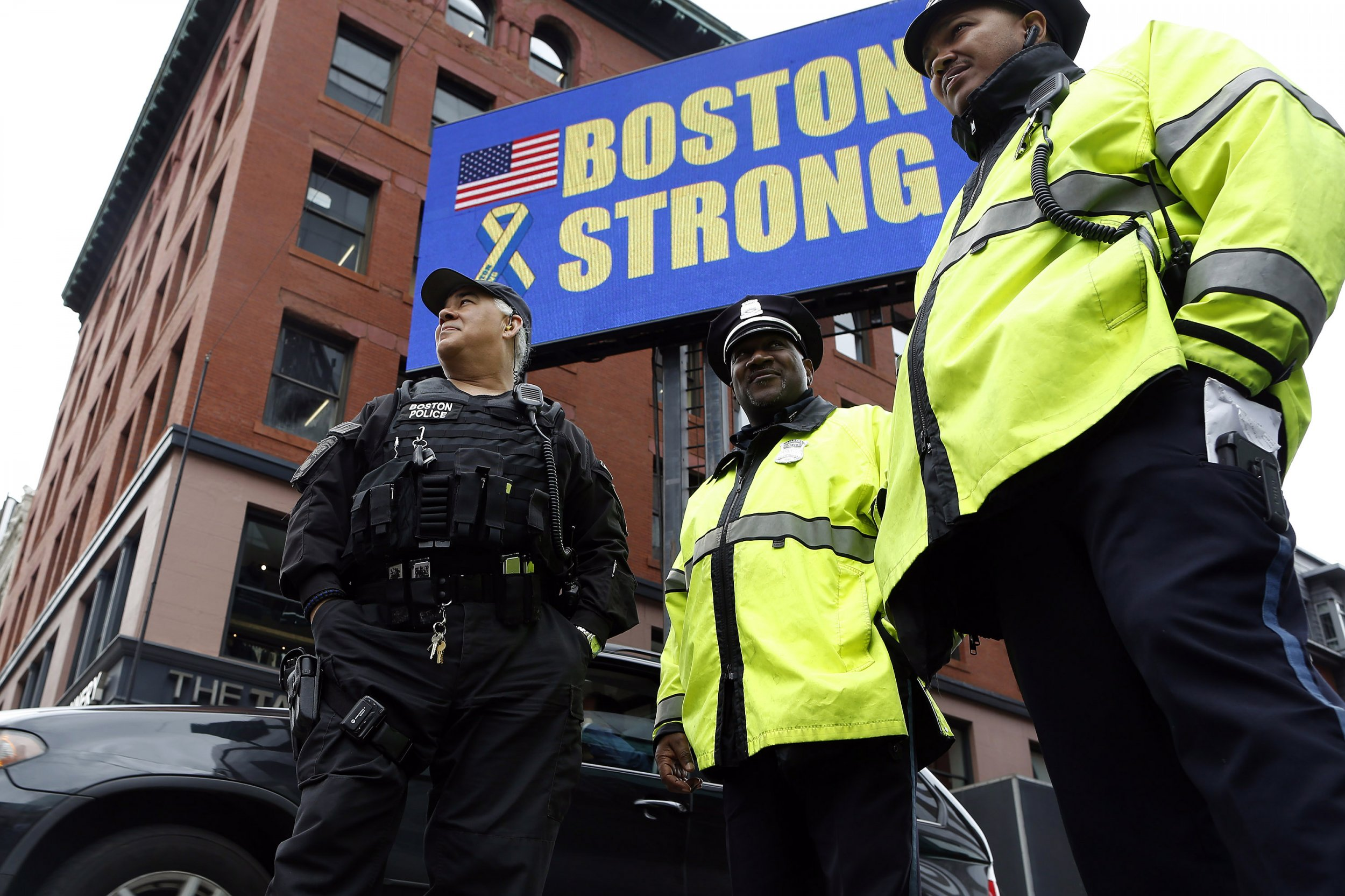 boston marathon 45567