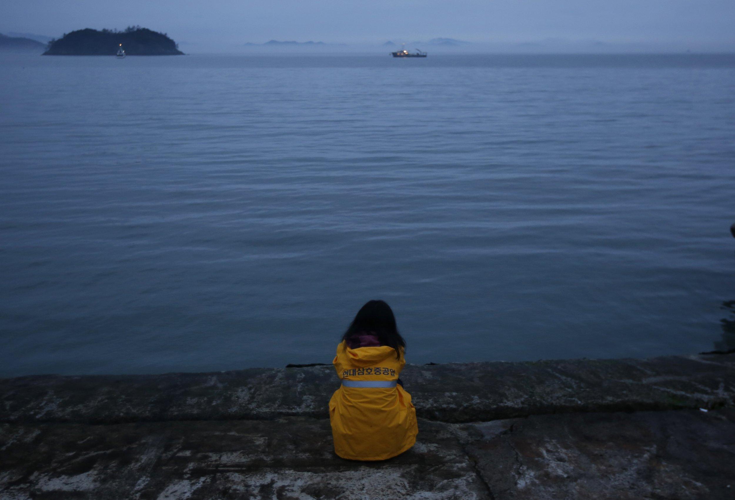 Korea ferry