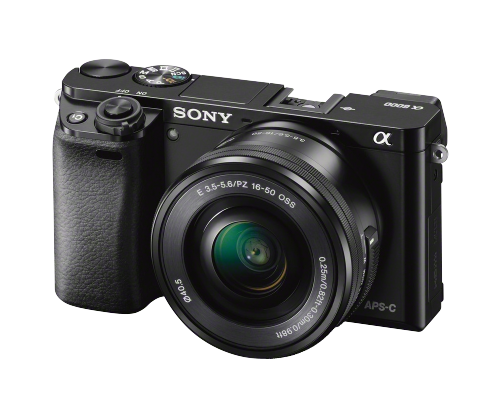 The SONY a6000 Digital Camera