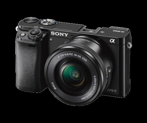 The SONY a6000 Digital Camera