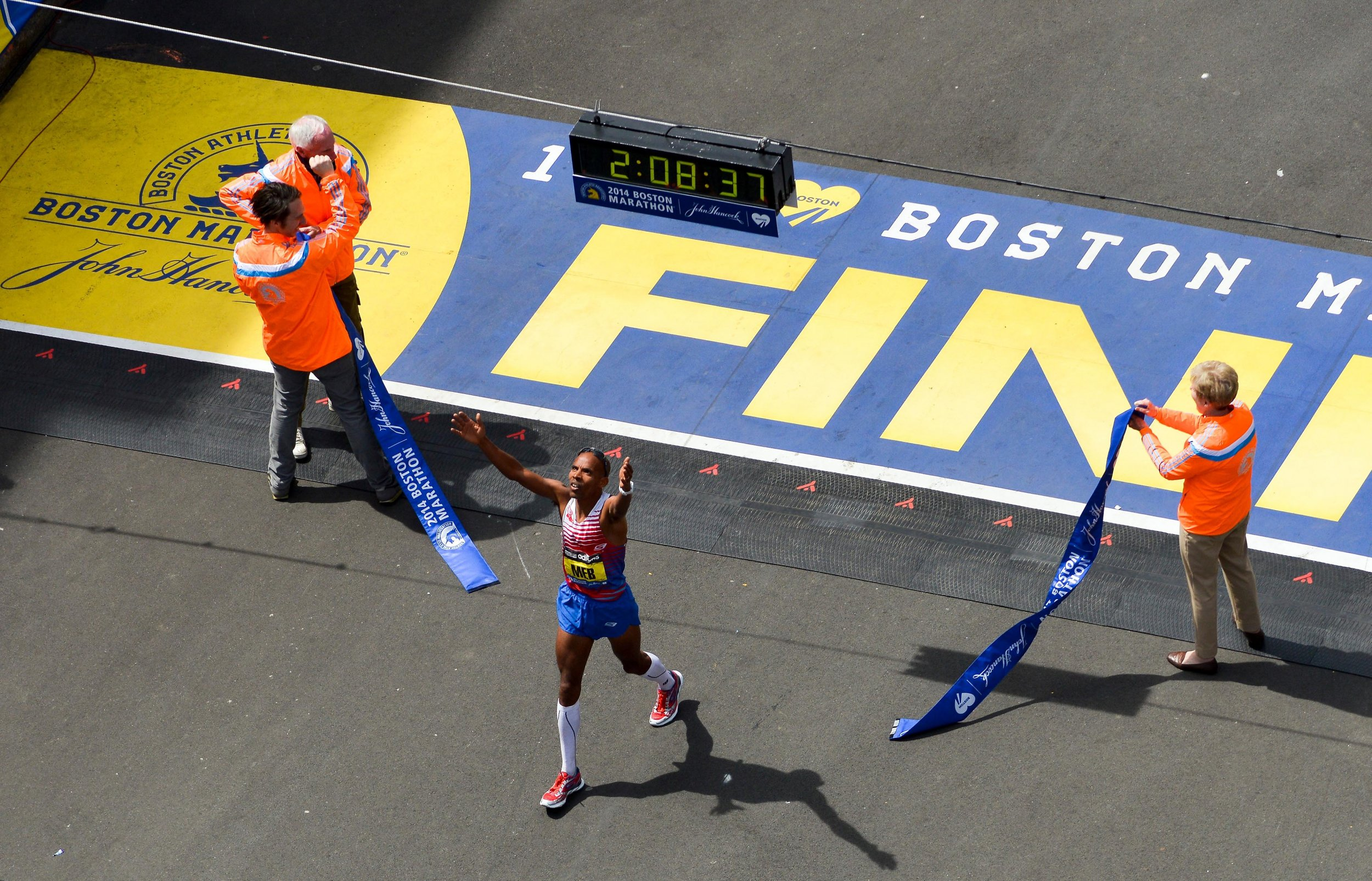 Meb Keflezighi boston marathon