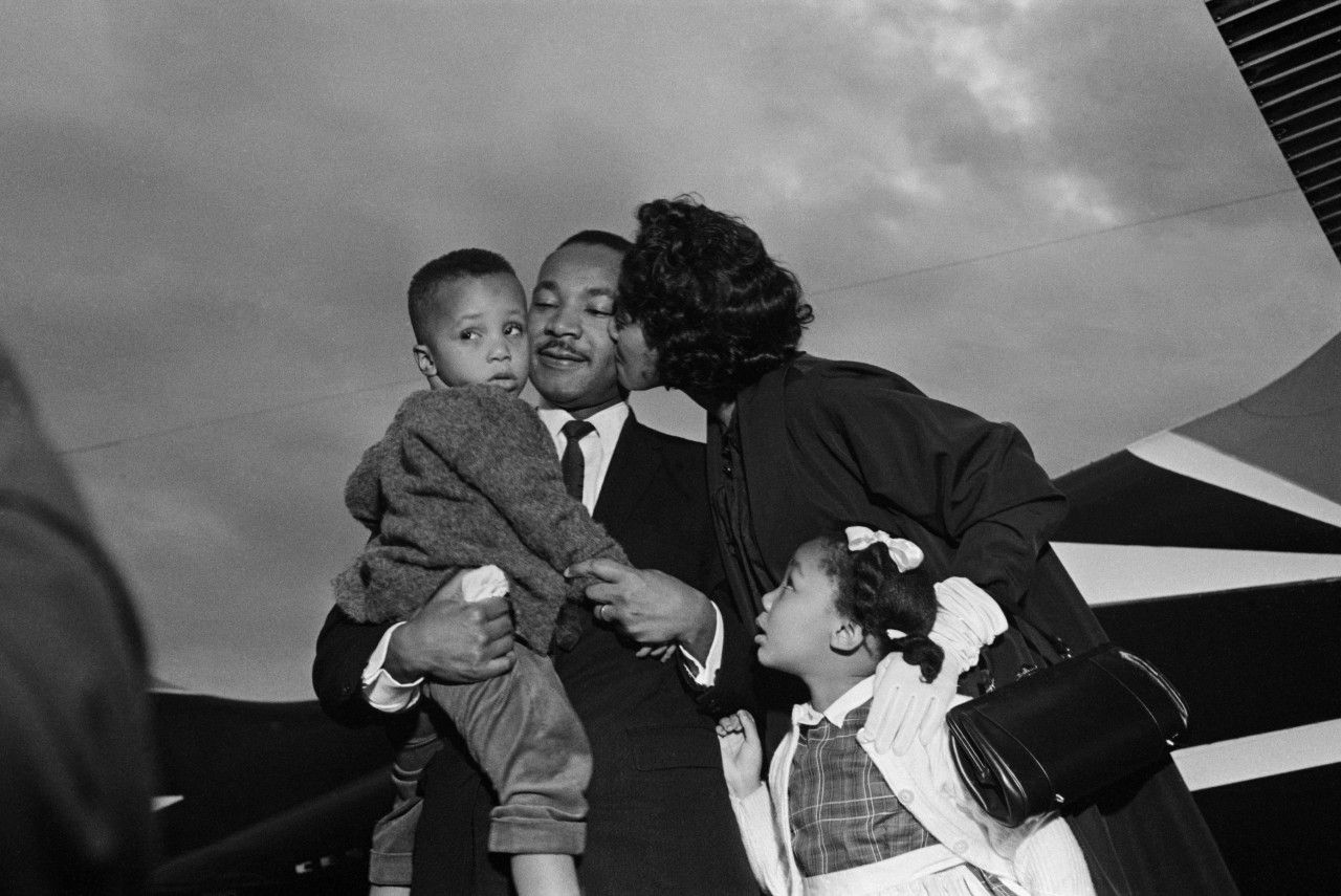 Martin Luther King Family 2014 After Dr  Martin Luther King