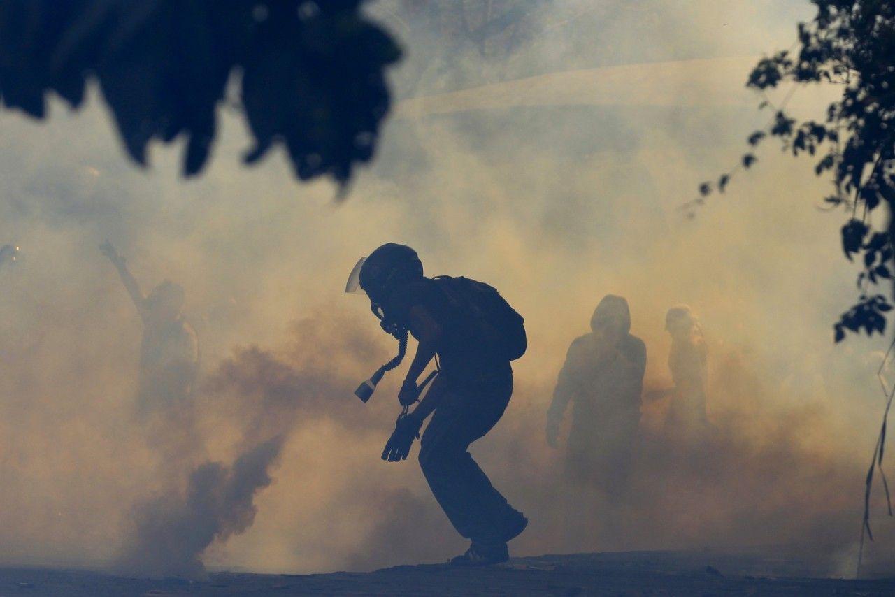 Venezuela Street Protests Continue