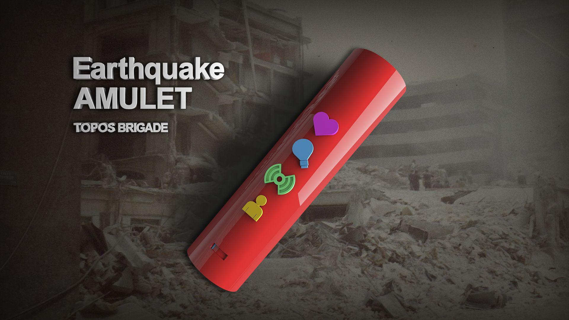 Earthquake rescue device