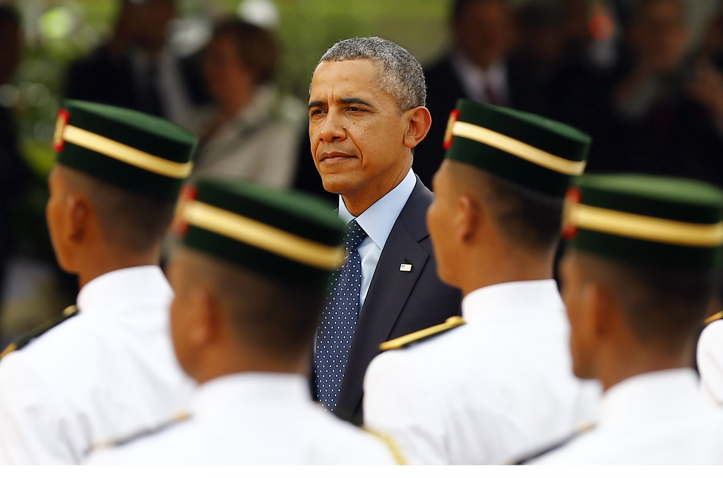 President Obama in Malaysia