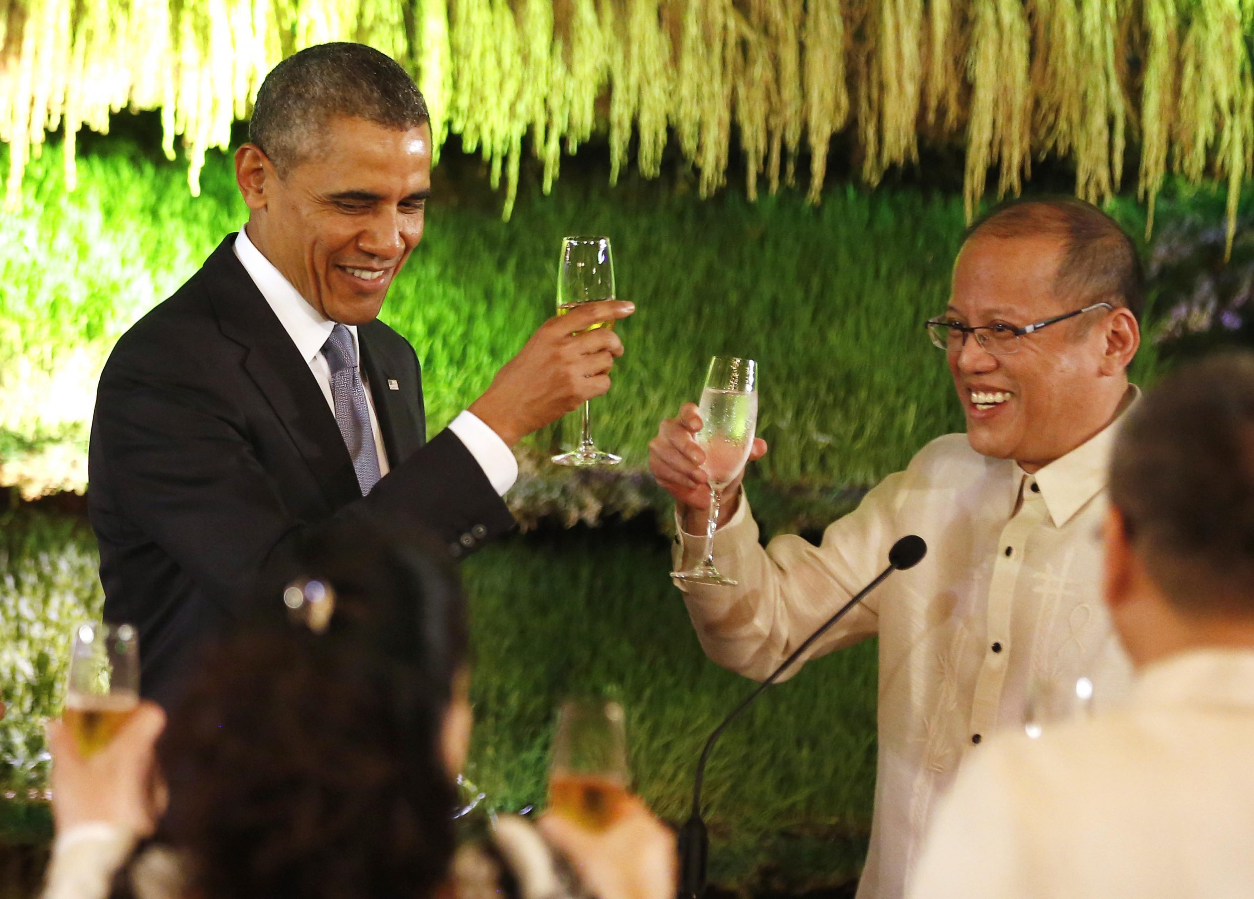 Obama in Philippines