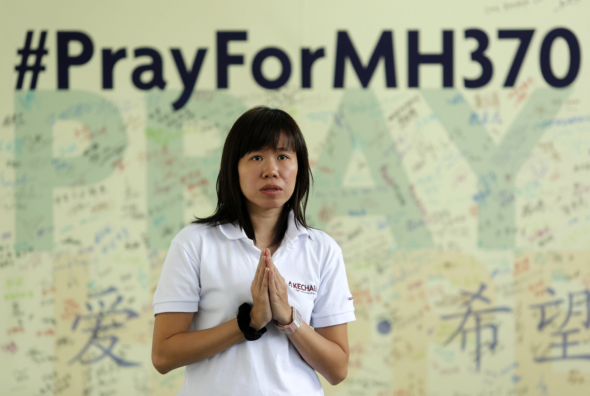 Pray for Missing Malaysian Plane
