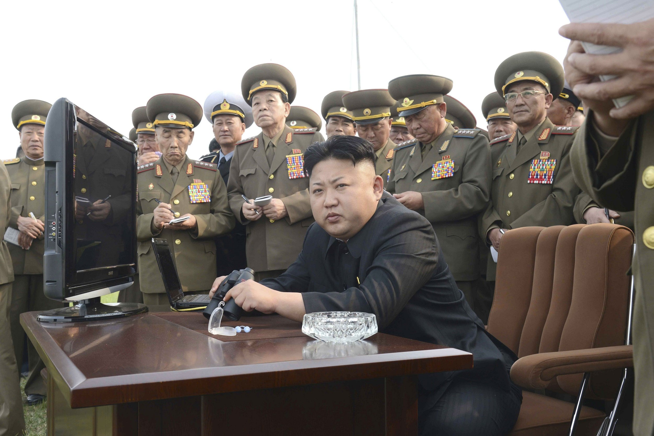 weekly vide north korea - HD2500×1666
