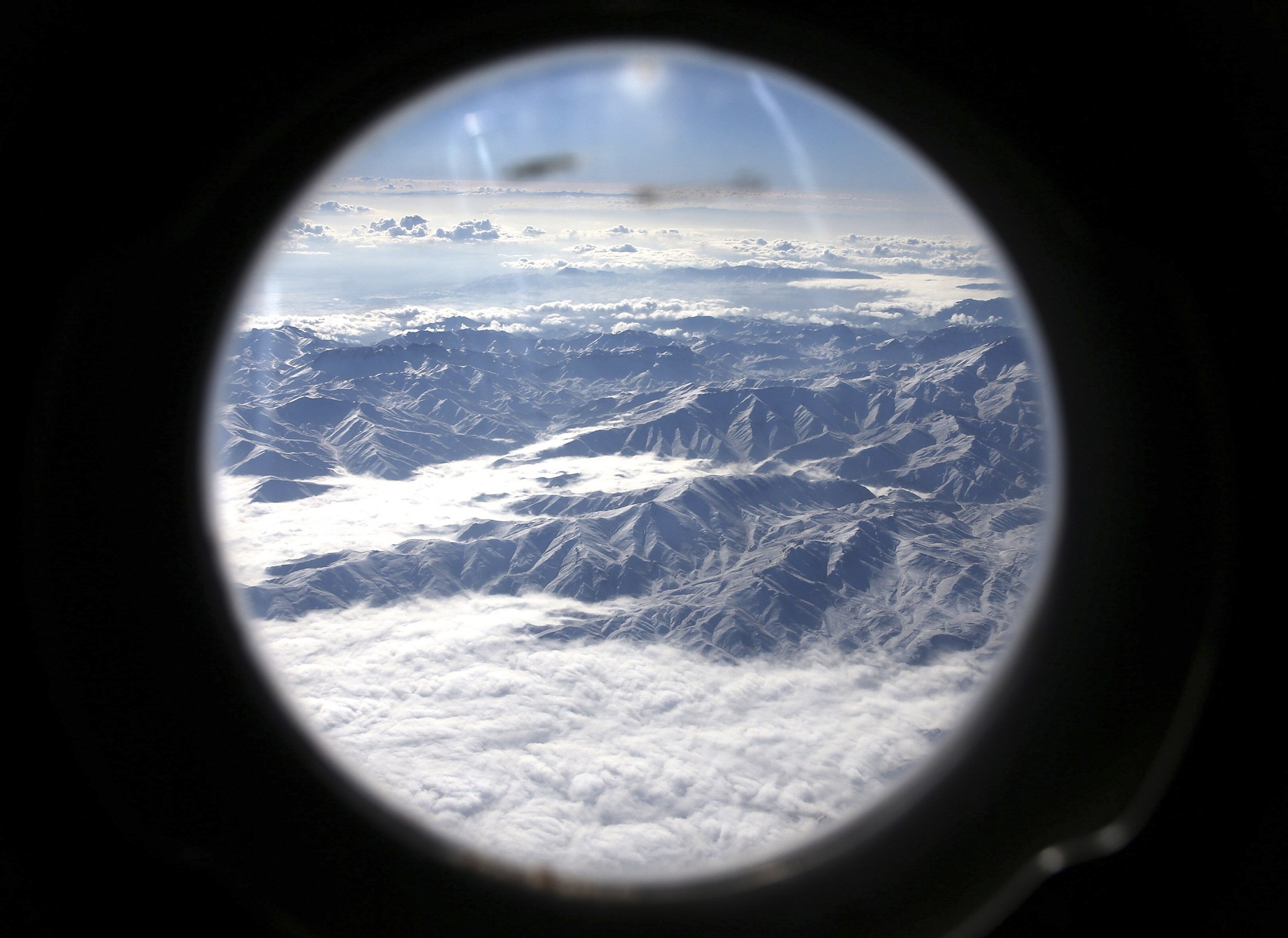Mountains in Afghanistan