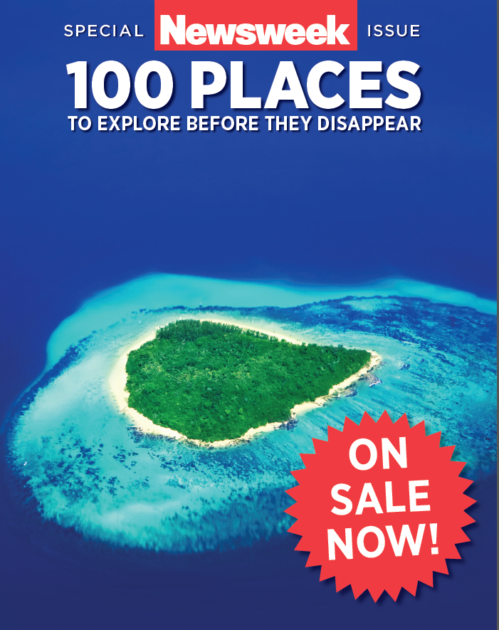 newsweekcover 100 places