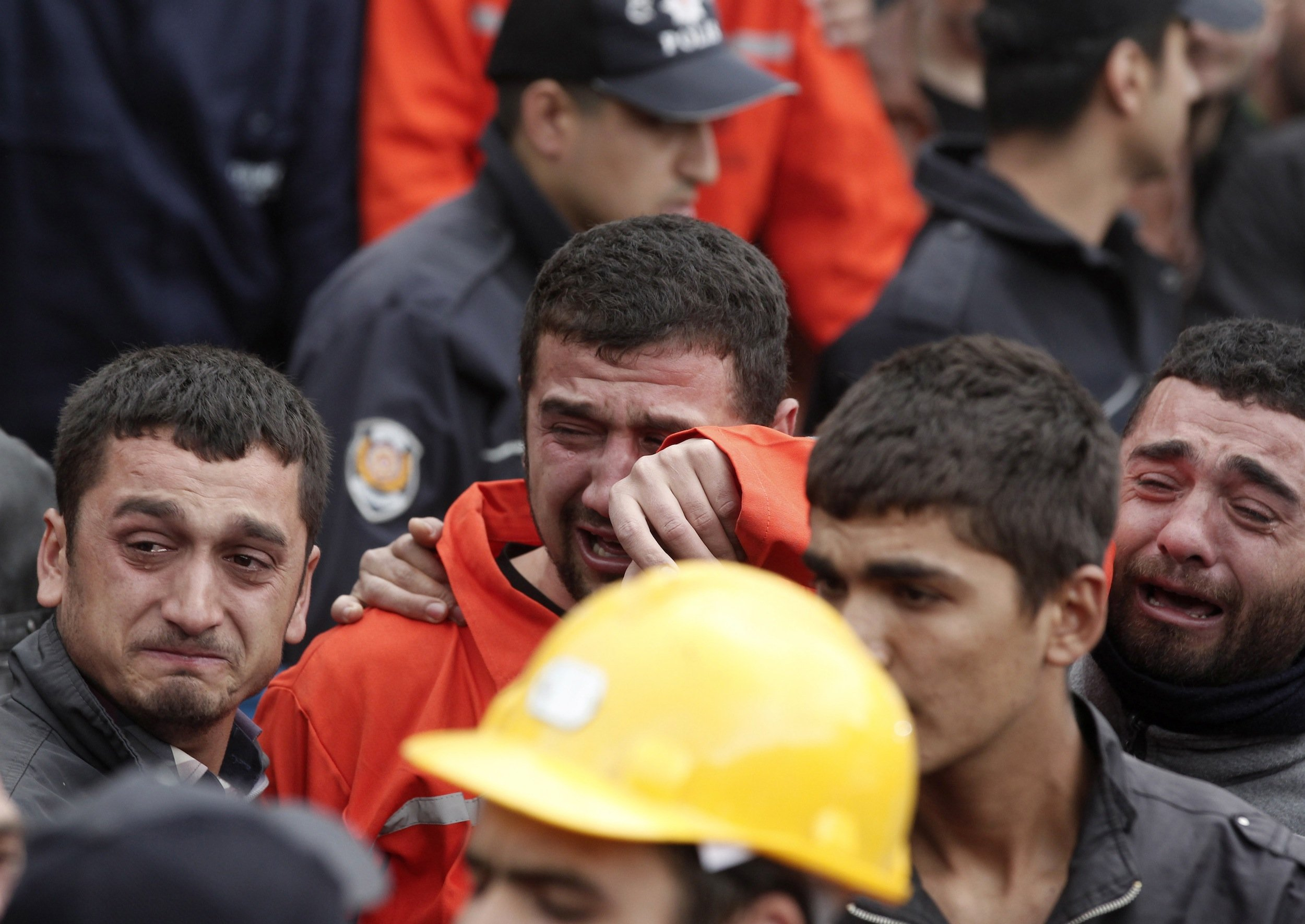 Hopes Fade for Survivors After Turkish Mine Fire Kills at